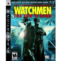 Watchmen The End is Nigh The Complete Experience Includes Blu-Ray & Game