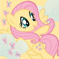 My Little Pony - Fluttershy Canvas