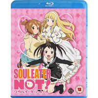 Soul Eater NOT! - Complete Series Collection Blu-ray