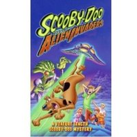 Scooby Doo The Alien Invaders DVD