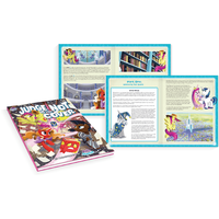 My Little Pony - Tails of Equestria RPG: Judge Not By The Cover Board Game
