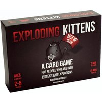 Exploding Kittens NSFW Edition (Explicit Content)