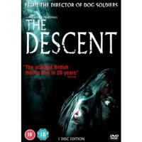 The Descent DVD
