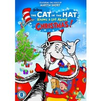 The Cat in the Hat Knows a Lot About Christmas DVD