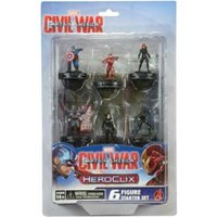 Marvel HeroClix Captain America Civil War Movie Starter