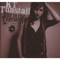 KT Tunstall Eye To The Telescop CD