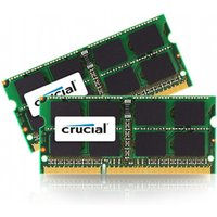 16GB Kit (8GBx2) Crucial DDR3-14900 1866MHz SODIMM for