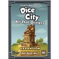 Dice City All That Glitters Expansion Board Game