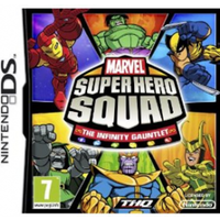 Marvel Super Hero Squad The Infinity Gauntlet Game