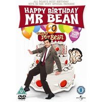 Happy Birthday Mr Bean: 20 Years Of Mr Bean DVD
