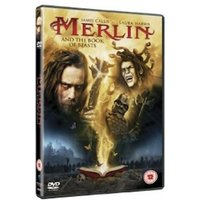 Merlin And The Book Of Beasts DVD