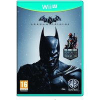 Batman Arkham Origins (Deathstroke DLC) Game Wii U