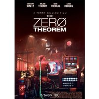 The Zero Theorem DVD