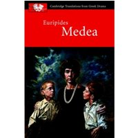 Euripides: Medea by Euripides (Paperback, 2000)