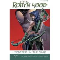 Robyn Hood Volume 2 Monsters in the Dark