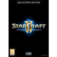 Starcraft 2 Legacy Of The Void Collector's Edition Game