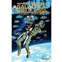 Battlestar Galactica Death Of Apollo TP