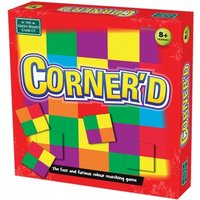 Corner'd Fast Colour Matching Family Game