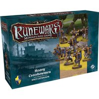 Runewars The Miniatures Game Heavy Crossbowmen Unit Expansion