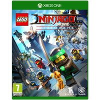 Lego The Ninjago Movie Videogame Xbox One Game