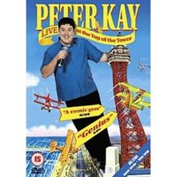 Peter Kay - Live At The Top Of The Tower DVD