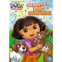 Dora the Explorer - Perritos Big Surprise DVD