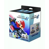 Mario Kart 8 Limited Edition Wii U Game with Blue Shell Figurine