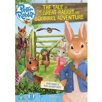 Peter Rabbit: The Tale Of The Great Rabbit and Squirrel Adventure DVD