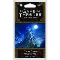 A Game of Thrones LCG Calm Over Westeros Chapter Pack