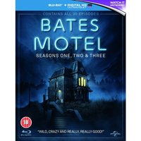 Bates Motel - Season 1-3 Blu-ray