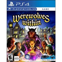 Werewolves Within PS4 Game (PSVR Required) (#)