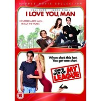 I Love You, Man/Shes Out Of My League DVD