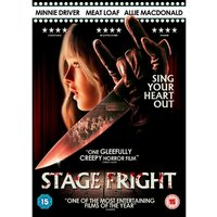 Stage Fright DVD