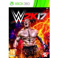 Ex-Display WWE 2K17 Xbox 360 Game
