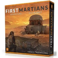 First Martians: Adventures on the Red Planet Board Game