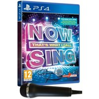 Now That's What I Call Music Sing (1 Mic Pack) PS4 Game