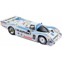 Norev 1:18 Scale Porsche 962 C 3rd Place Le Mans 1988 Die Cast Model