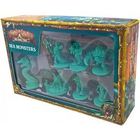 Rum and Bones: Second Tide - Sea Monsters Expansion