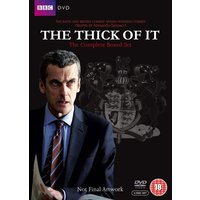 The Thick Of It: The Complete Series 1-3 & Specials DVD