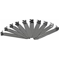 StarTech 10 Pack Steel Full Profile Expansion Slot Cover Plate