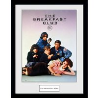 The Breakfast Club Collector Print