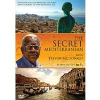 Secret Mediterranean With Trevor McDonald DVD