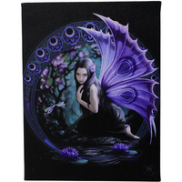 Small Niaid Canvas Picture by Anne Stokes