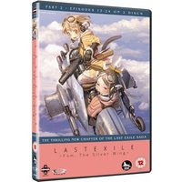 Last Exile: Fam, The Silver Wing Part 2 Episodes 12-23 DVD