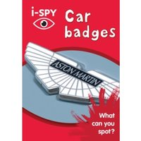 i-Spy Car Badges : What Can You Spot?