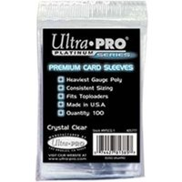Ultra Pro Platinum Card 100 Sleeves