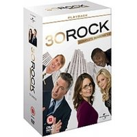 30 Rock - Series 1-4 DVD