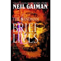 Sandman TP Vol 07 Brief Lives New Ed