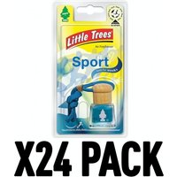 Sport (Pack Of 24) Little Trees Bottle Air Freshener