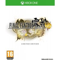 Final Fantasy Type-0 HD Fr4me Limited Edition Xbox One Game (Includes FFXV Demo)